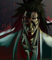 The Kenpachi by Sentork