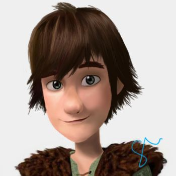 Hiccup by SundramN