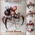 STEAM widow by Axigan