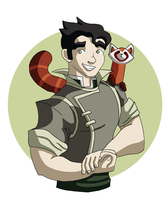 Bolin and Pabu by Xgirl1251
