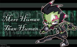 More Human Than Human by idgiebay