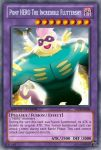 The Incredible Fluttershy (MLP): Yu-Gi-Oh! Card by PopPixieRex