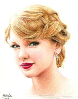 Taylor Swift 2 by airlabrador