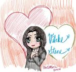 Chibi Vibeke by cleris4ever