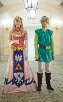 The Hope of Hyrule by akuriko