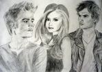 The Vampire Diaries by TrixiBebe