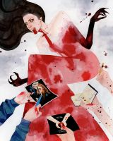 KStew Is Coming For You by kevinwada