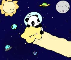 - Where No Panda Has Gone Before! by Panda-Mamaful
