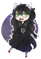 Witch of Space! by Twillywho