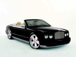 Pimped up Bentley by hotrod32