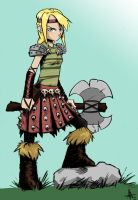 Astrid by Bear-Clawed