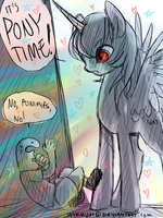 PONYTIME.PNG by Hickepop