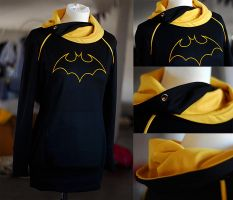 BATGIRL: cassandra cain dress/tunic by envylicious