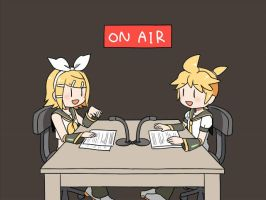 Rin Len Radio by grimay