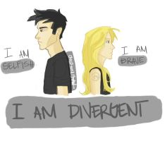 I Am Divergent by choco-junk