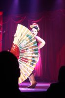 Montreal burlesque 5 by Jolabrute
