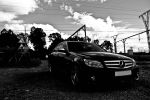 Mercedes benz c200k amg kit38 by BUCK4CHRIST