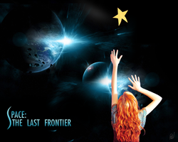 Space The Last Frontier by Ayshel