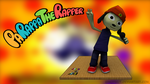Parappa the rapper 3D by GinoPinoy