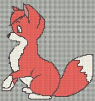 Tod Pattern by KittyBywaters