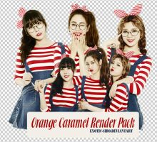 [PNGset 22] Orange Caramel for Copycat photo by exotic-siro