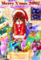 Merry X'mas by hora-somni