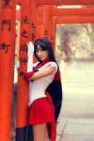 Sailor Mars ll by foux86