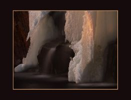 water and ice by ariseandrejoice