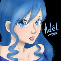 Commission: Adel by Hate-Incarnate