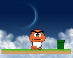 Goomba fun by pyro380483