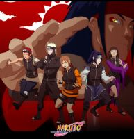 The Puppets - Naruto OCs - by Lionely