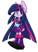 Equestria Twi by LouiseLoo