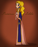 Princess Zelda, her Royal Highness by MissStar091995