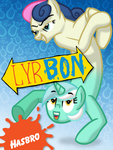 LyrBon by Knadow-the-Hechidna