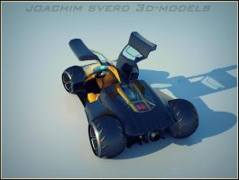Supercar Concept24 by Scifiwarships