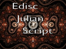 Edisc Julian Script by Shortgreenpigg