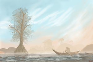 morrowind lake1 by white-etihw