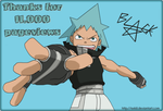 11,000 Pageviews!!! by exkiiL