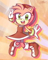 Amy Rose by Suncelia