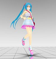 TRL Appearance Miku MMD download by Reon046
