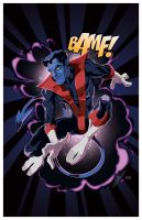 Nightcrawler by AndrewJHarmon