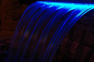 Cool waterfall time exposure 1 by PaulRokicki