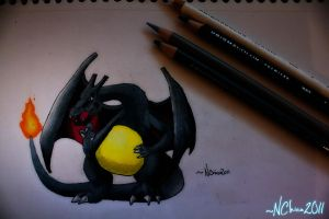 Charizard by NChicaGFX