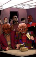 Star Trek Deep Space Nine by sharpbrothers