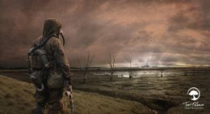 Wasteland by Tomiphoto