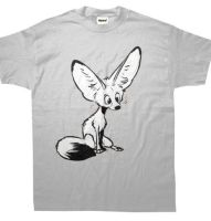 Fennec T-shirt by Henrieke