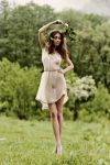 Nymph by Anna-model