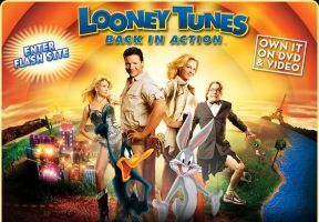 Looney Tunes Back in Action WP by LacitheHunter