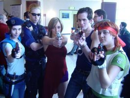 Resident Evil: UC by SarahCorvis