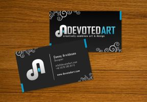 Business Card by CEJRA